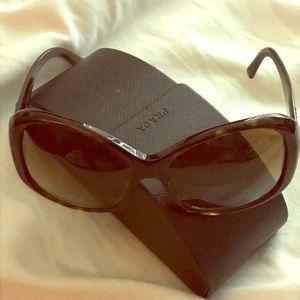 147a649f1c2 Prada Womens sunglasses